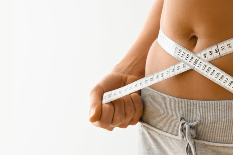 Losing Weight by Dieting