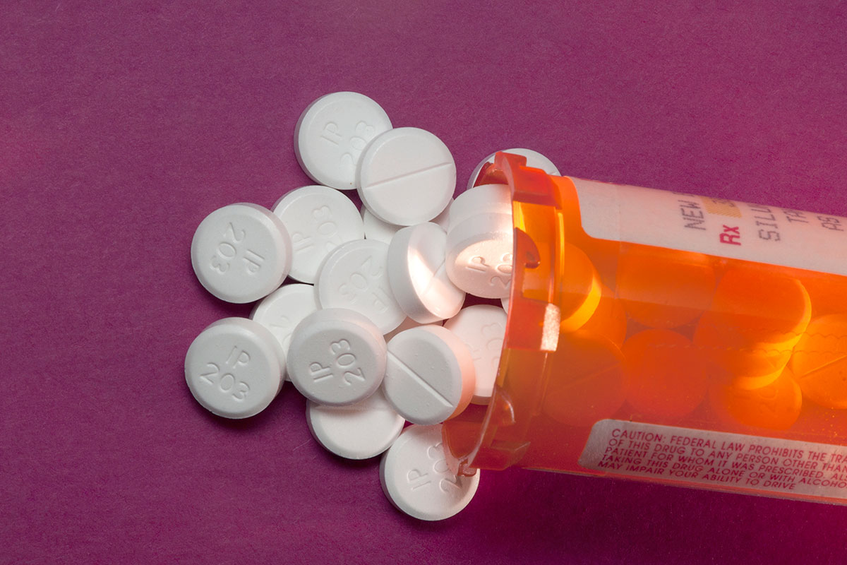 Opioid Prescriptions Outnumber Mohave County Population