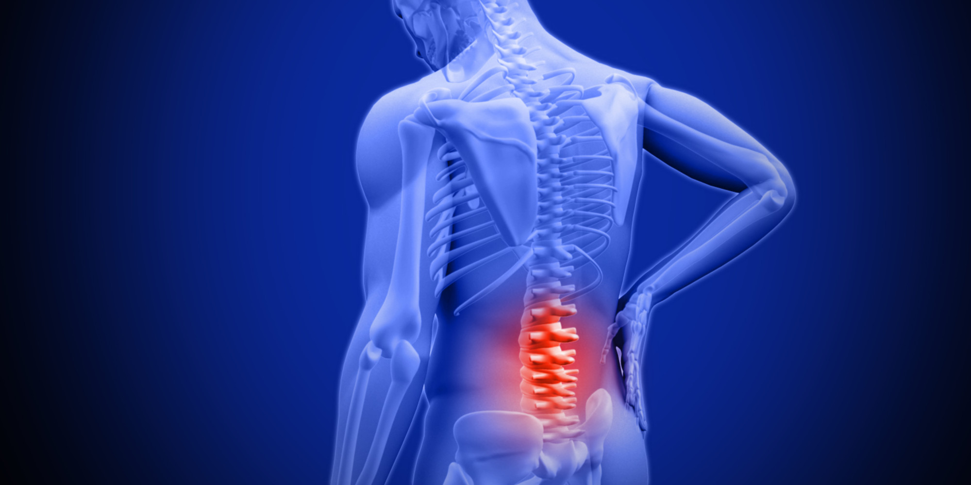What to do When Suffering From a Stubborn Lower Back Pain?